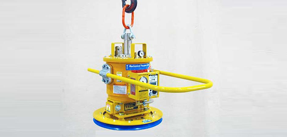 Vacuum equipment-Self-propelled crane